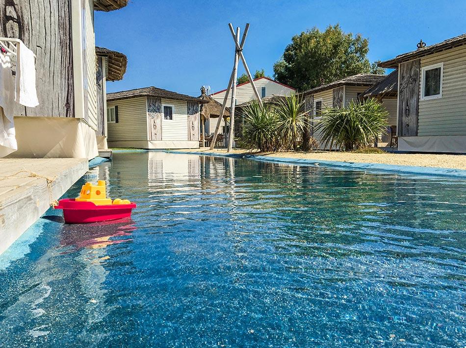 lagon jeux aquatique enfant à côté location