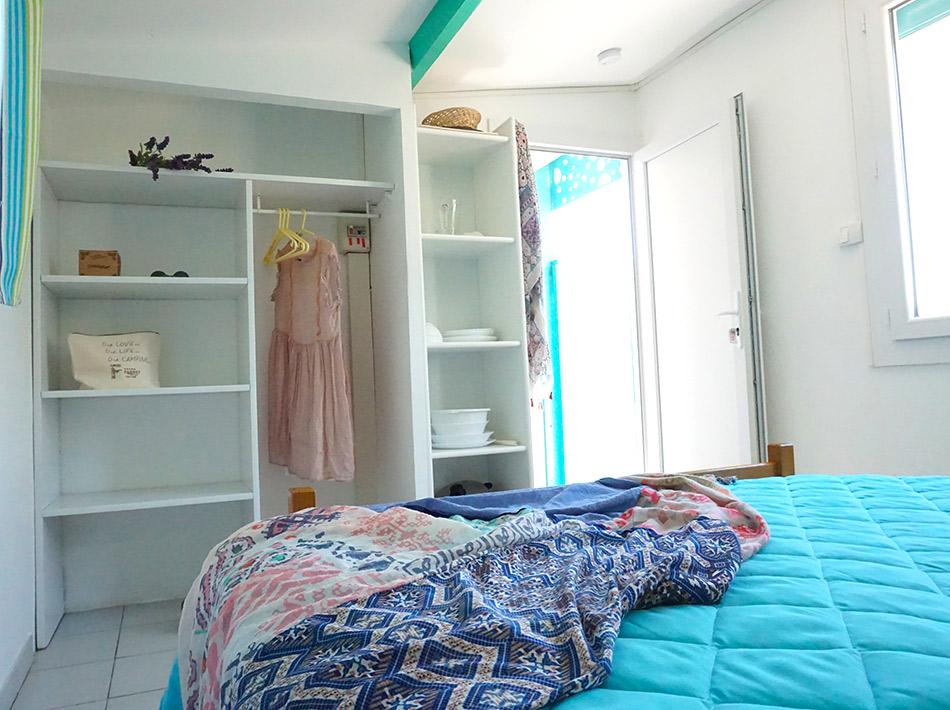 chambre double studio 2 personnes location vacances proche mer