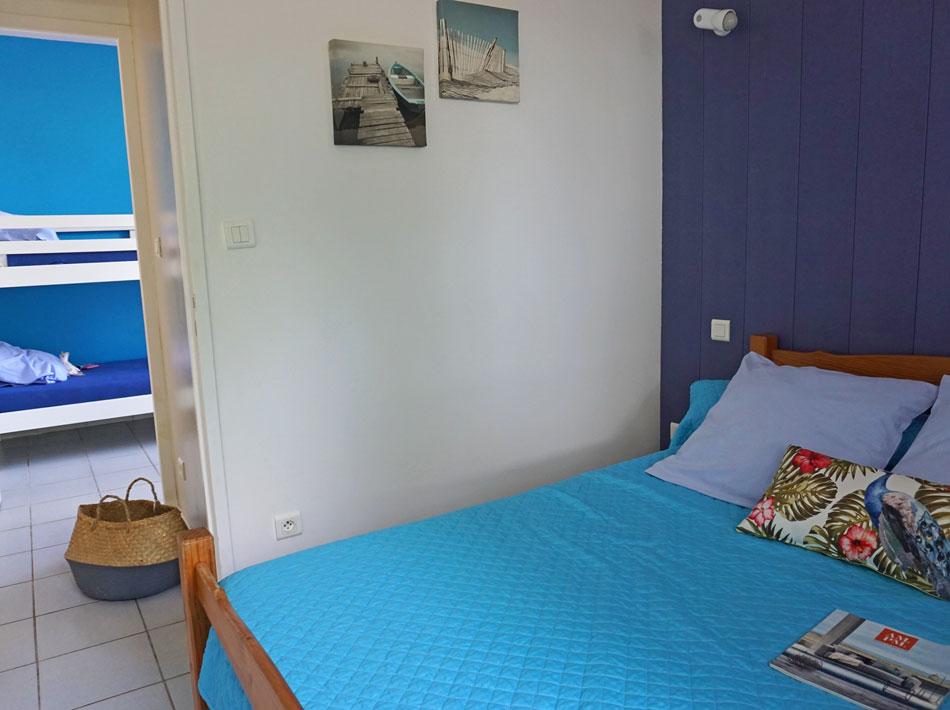 appartement verhuur direkt aan zee zuid Frankrijk ideaal familie