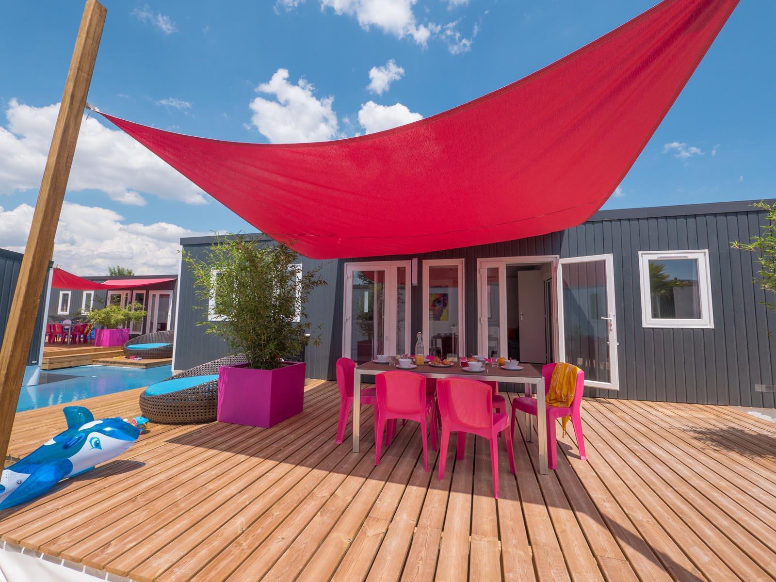 Cottage Premium Marina camping