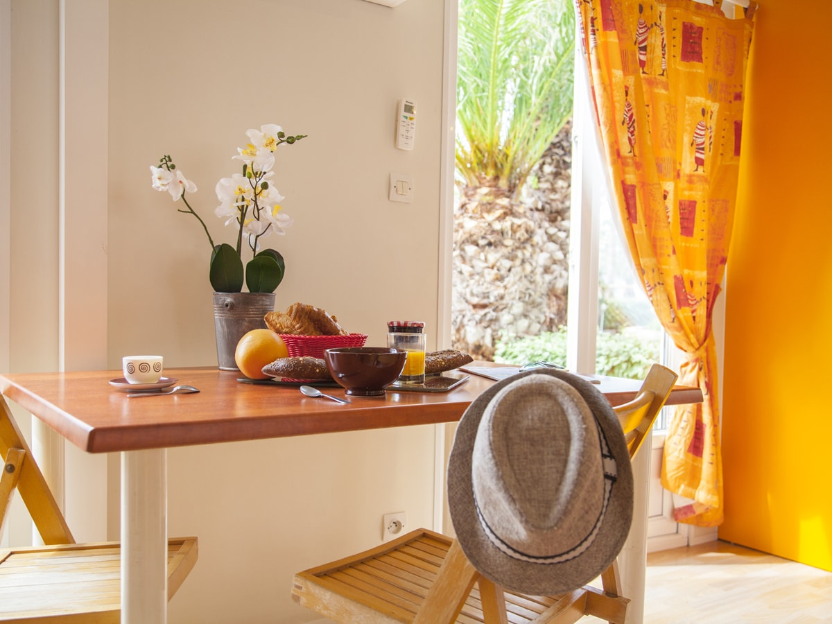 cottage climatisé pour vacances en  famille