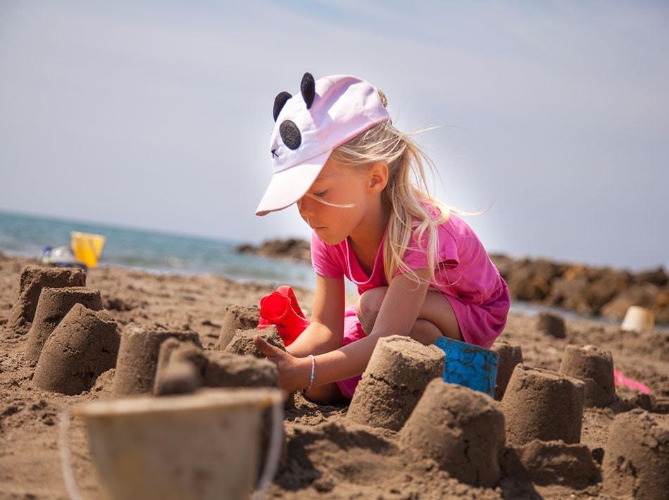 Captain Farret aire de jeux pour les enfants et mini club avec activités variées
