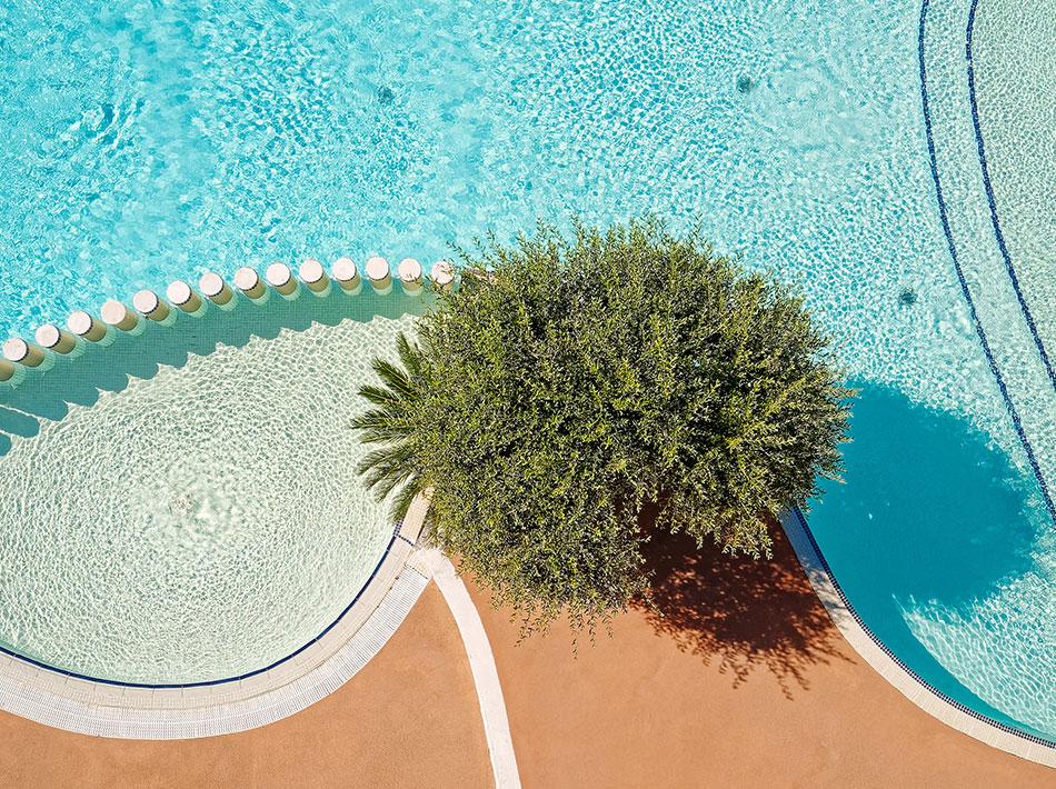 Domaine Sainte Cécile camping avec piscine