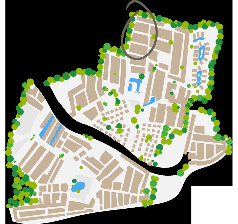 Map Chardonnay area