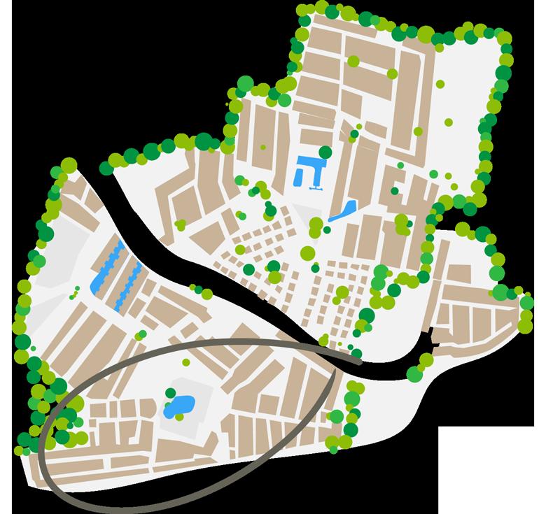 Plano parcela  Farret vista mar