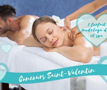 Participez à notre jeu concours spécial Saint-Valentin !
