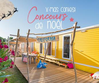 Win uw weekend aan zee op Camping Club Farret!
